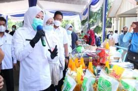 Pemkot Palembang Gelar Bazar Sembako di 18 Kecamatan