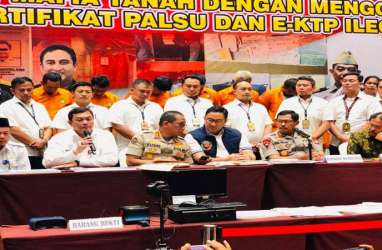 Kepala BPN Pede Kasus Mafia Tanah Berkurang pada 2025, Kenapa?