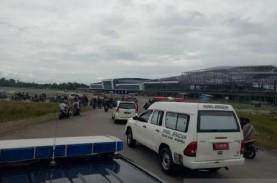 Waspadai Aksi KKB, TNI-Polri Perketat Pengamanan Objek…