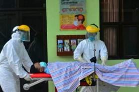 Keterisian Tempat Tidur RS di Kalteng Hampir Capai…