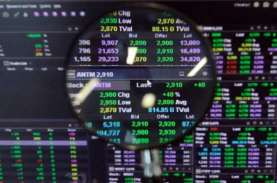 Saham Bank Besar Berpesta di Tengah Melejitnya IHSG