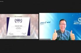 Asuransi Astra Salurkan Beasiswa Rp300 Juta Lewat…
