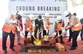 Elnusa [ELSA] Groundbreaking Proyek Terminal BBM di Indragiri Hilir