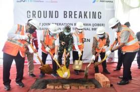 Elnusa [ELSA] Groundbreaking Proyek Terminal BBM di…