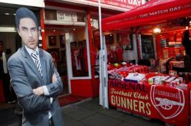 Liga Europa, Arsenal Terancam Tanpa Aubameyang & Odegaard