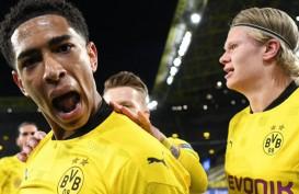 Liga Champions : Babak I Dortmund vs City 1–0, Liverpool vs Madrid 0–0
