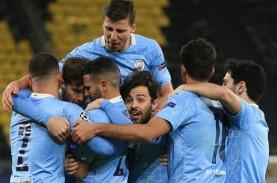 City & Madrid Lolos ke Semifinal Liga Champions, Liverpool…