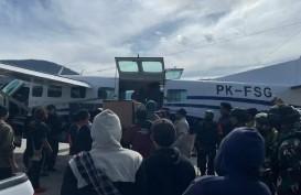 Jenazah Warga Korban Penembakan di Puncak, Papua, Diterbangkan ke Makassar