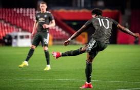 Liga Europa MU vs Granada, Rashford Terancam Jadi Pemain Ke-6 Absen