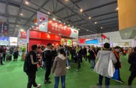 RI Bukukan Transaksi Rp28 Miliar pada Pameran Makanan di China
