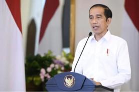 Jokowi Minta Pemda Dukung UU Cipta Kerja: Jangan Hambat…