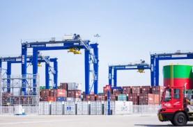 Maret 2021, Neraca Perdagangan Cetak Surplus US$1,57…