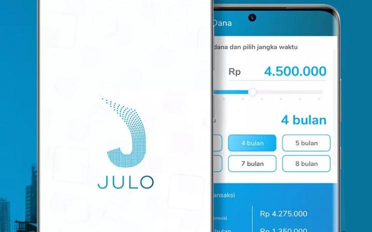 Saat ini, Julo telah melayani lebih dari 350.000 nasabah di 34 provinsi di seluruh Indonesia, dari Aceh sampai ke Papua.  - julo