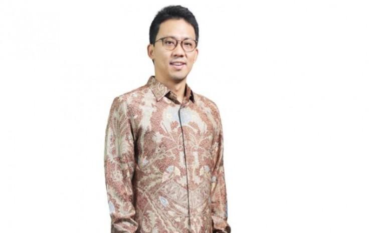 Direktur Utama PT Elang Mahkota Teknologi Tbk. (EMTK) Alvin W. Sariaatmadja - Emtek