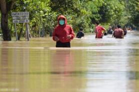 Sejumlah Wilayah di Madiun Kebanjiran
