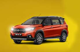 Maret 2021, Penjualan Mobil Suzuki Didorong Insentif…
