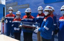 Erick Thohir Sambut Kedatangan Tanker Raksasa Pertamina Pride