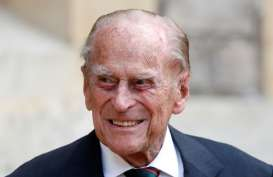 Pangeran Philip Akan Dimakamkan Secara Sederhana Sabtu Mendatang