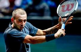 Djokovic Tersingkir di Monte Carlo, Masuk Korban Keganasan Evans