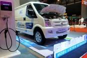 IIMS 2021, DFSK Buka Pemesanan Kendaraan Listrik Niaga Ringan