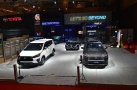 IIMS Hybrid 2021, Toyota Bawa 10 Mobil Listrik