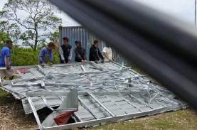Bantuan Logistik di Daerah Terisolir NTT Mulai Disalurkan…