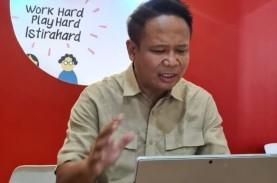 Calon Ketua IA ITB Gembong Primadjaya Roadshow ke…