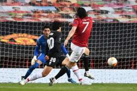 Hasil Liga Europa : MU, Arsenal, Roma, Villarreal…