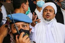 Dipenjara, Rizieq Shihab Dikabarkan Raih Gelar PhD…