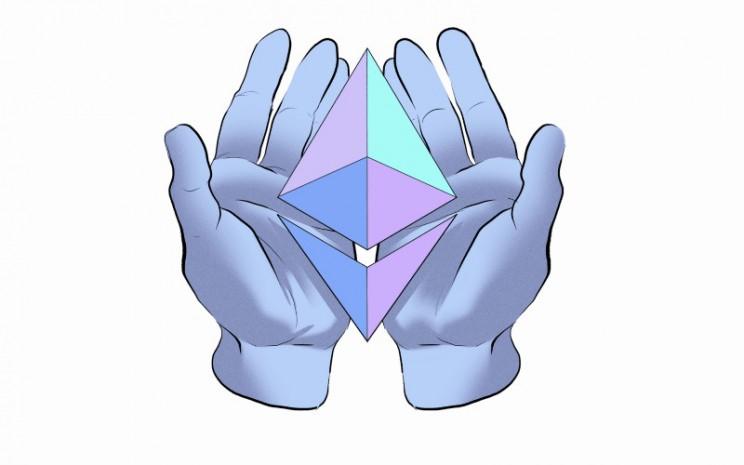 Platform blockchain global Ethereum adalah yang pertama memperkenalkan kontrak pintar ke komunitas kripto.  - ethereum.org