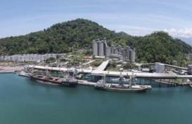 Kuartal I/2021, PT Semen Padang Ekspor 588.554 MT, Meningkat 61 Persen