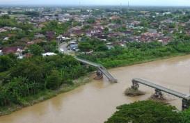 Jembatan Patihan Madiun Putus, Rekonstruksi Diusulkan ke Pemprov dan Pemerintah Pusat