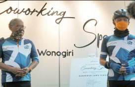 Ganjar Pranowo Resmikan Co-Working Space Bank Jateng Cabang Wonogiri