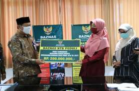 Baznas NTB Himpun Dana Umat Rp22 Miliar pada 2020