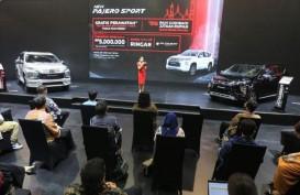 IIMS Hybrid 2021, Mitsubishi Incar Penjualan 600 Unit