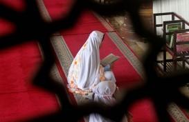 Ramadan, Kajian Muslimah Pendopo Gelar Bandung Bertadarus
