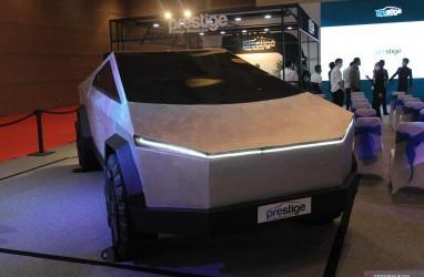 IIMS Hybrid 2021, Prestige Motorcars Bawa Tesla Cybertruck