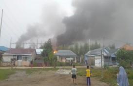 Trafo PLTG Jakabaring Terbakar, PLN Pastikan Suplai Listrik Palembang Aman
