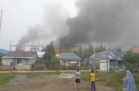 Trafo PLTG Jakabaring Terbakar, PLN Pastikan Suplai…