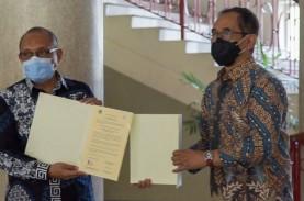 Muhammadiyah dan UGM Teken MoU Penanganan Covid-19…