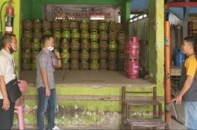 Pertamina MOR II Perkuat Stok LPG di Pangkalan