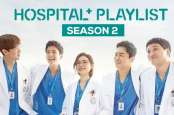 TvN Segera Rilis Drama Hospital Playlist Season 2