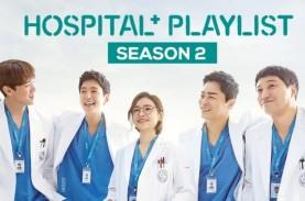 TvN Segera Rilis Drama Hospital Playlist Season 2
