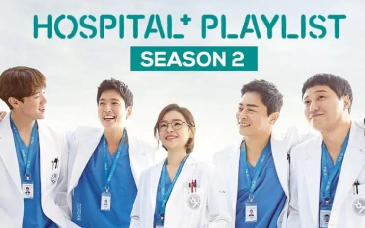 Drama Korea (Drakor) Hospital Playlist season 2 akan tayang perdana pada 17 Juni 2021 mendatang.