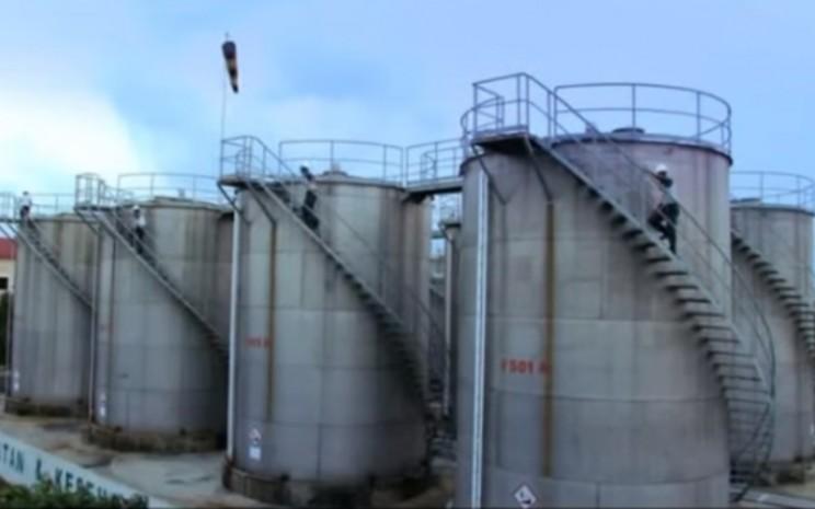 Salah satu fasilitas produksi PT Lautan Luas Tbk. - lautan/luas.com