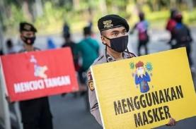 Kepatuhan Protokol Kesehatan di Jakarta Turun, Awas…