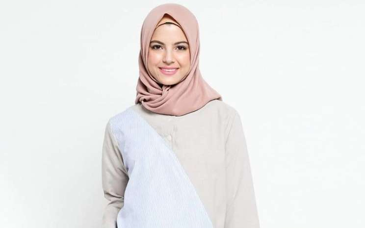 Serene Mayuko MT5190 Cream cocok digunakan menjadi baju lebaran