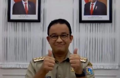 Survei Pileg DKI: Elektabilitas 2 Partai Pendukung Anies Jeblok