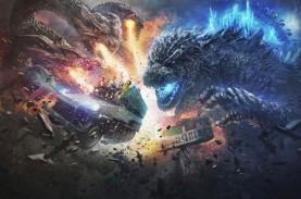Pasca Renovasi, Wahana Godzilla Akan Rilis di Taman…