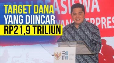 Erick Thohir Nantikan Dua BUMN Melantai di Bursa Tahun Ini